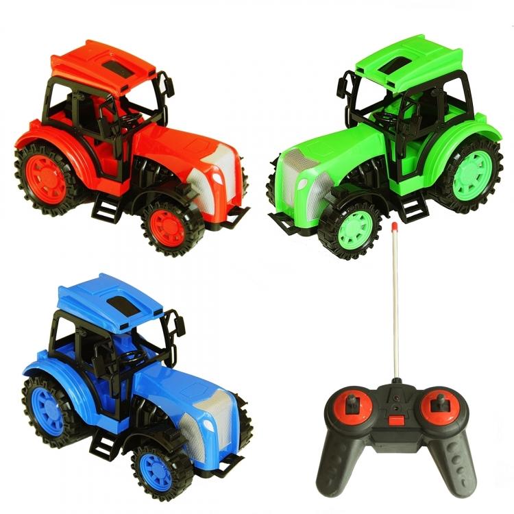 U/k Şarjlı Traktör